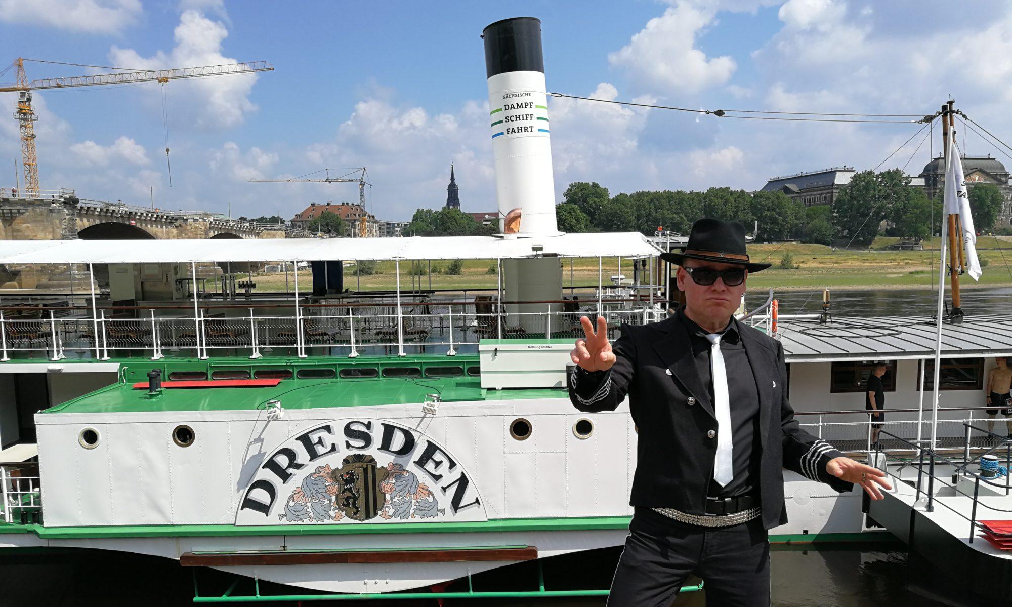 Udo Lindenberg Double aus Dresden